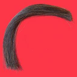 """Horse Hair - Black, 13""""-15"""""""