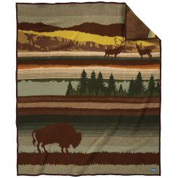 Pendleton Buffalo Wildernes Blanket