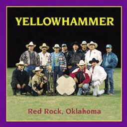 Yellowhammer - Red Rock, Oklahoma- Indian House CD