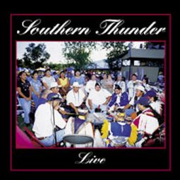 Southern Thunder- Live- Indian House CD