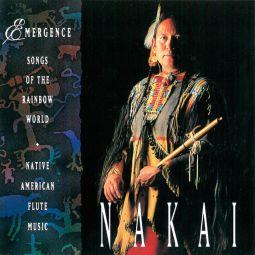 R. Carlos Nakai - Emergence - Canyon CD