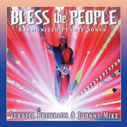 Verdell Primeaux & Johnny Mike - Bless the People- Canyon CD