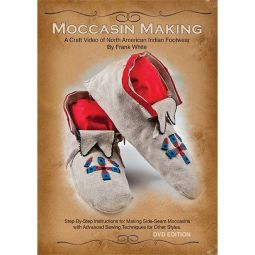 Moccasin Making DVD