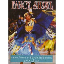 Fancy Shawl Dance DVD