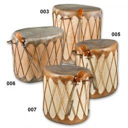 Pueblo Style Drums