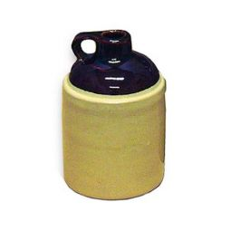 Old-Time Stoneware Shoulder Jugs - 1/2 Gallon