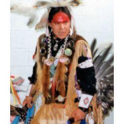 Traditional Dancer's Otter Breastplate Kit