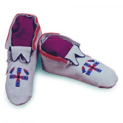 Northern Plains Soft Sole Moccasin Kit