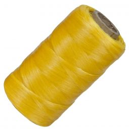 Simulated Sinew - Yellow (8 oz Spool)