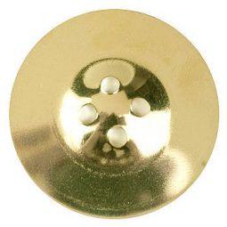 "Blanket Capote Brass Button - 1-1/2"""