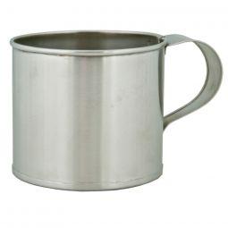 Tin Cup - 12 oz