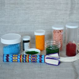 Bead Storage Containers: Bottles & Jars