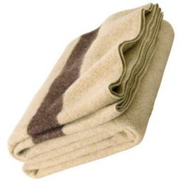 "Civil War Blankets - Ft. Sumter - 60"" x 72"" - 85% Wool"