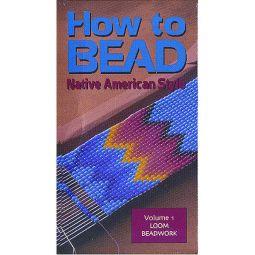 How to Bead, Vol. 1 - Loom Beadwork - DVD