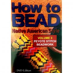 How to Bead, Vol. 3 - Peyote Stitch DVD