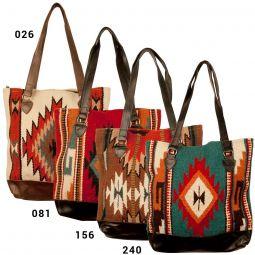 "Artisan Shoulder Bags, 15""x16"""