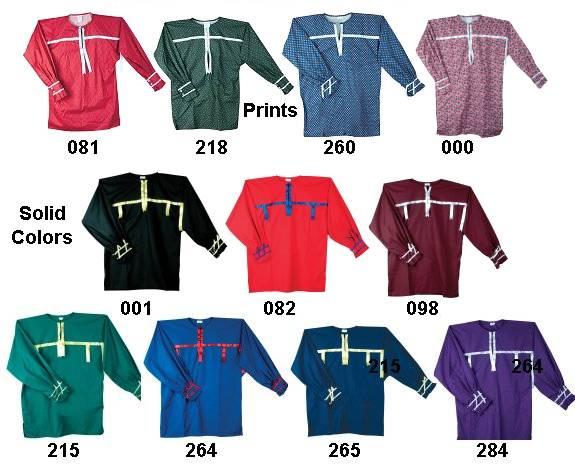 Ribbon Shirts
