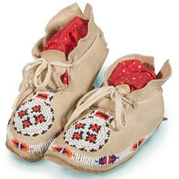 How to Make Baby Moccasins | eHow.com