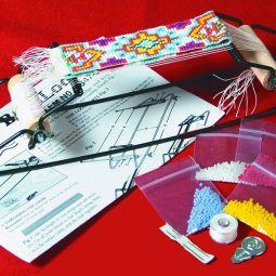 Wire Bead Loom Kit
