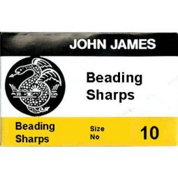 Sharps Needles - Size 10
