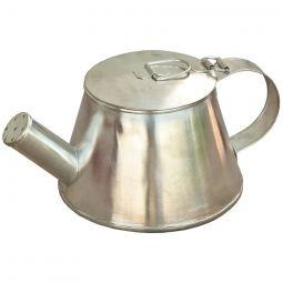Tea Kettle - Tin, 2-1/2 Quart