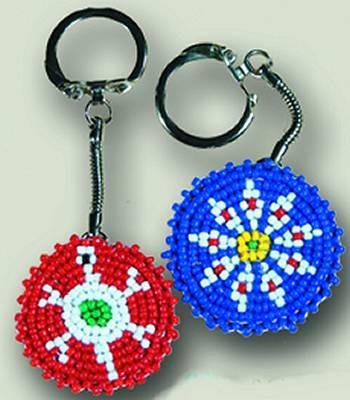 Bead Keychains and Bead Key Chains - Zazzle | Custom T-Shirts