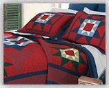 Bedding: Bedspreads, Quilts, Shams