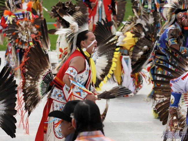 Men's Northern Traditional Pow Wow Regalia