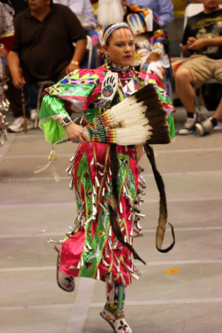 Native American Jingle Dance