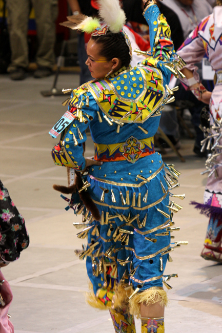 Jingle dress dancer pictures