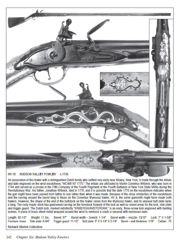 Flintlock Fowlers: The First Guns Made in America