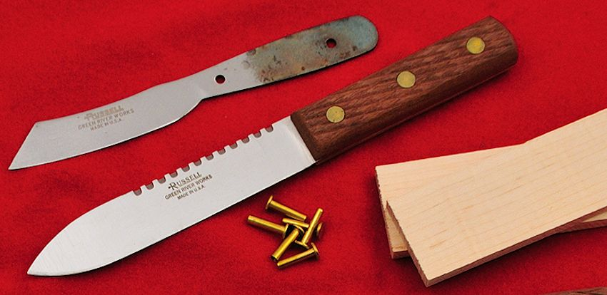 Knife Making Resources - Crazy Crow Trading Post