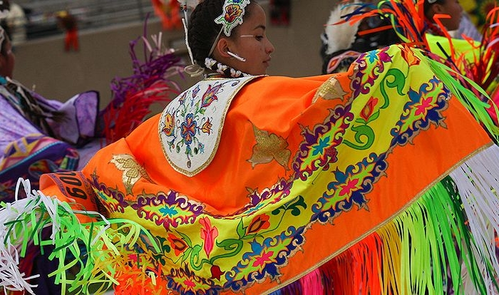 Native American Shawl Dance Craft Focus - Crazy Crow Trading Post