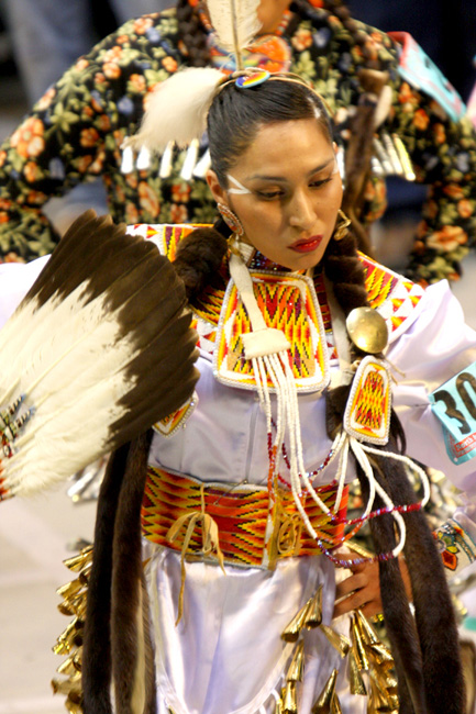 Native American Jingle Dance