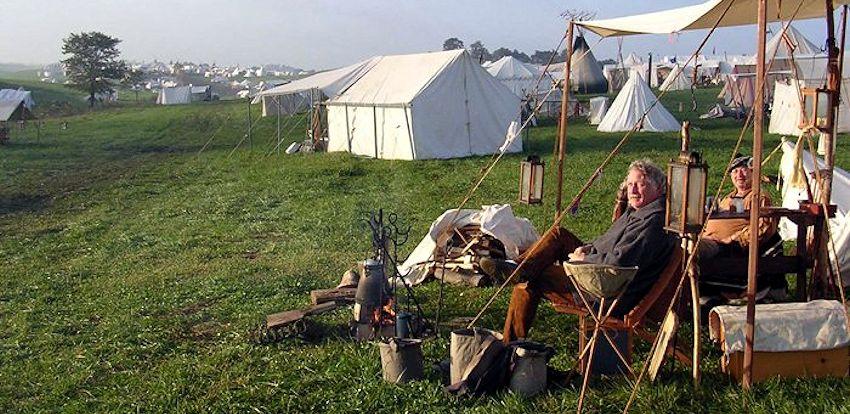 Rendezvous Camp