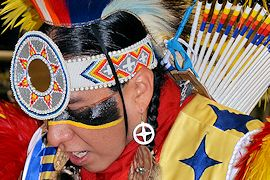 Native American Indian Crafts & Craftwork Supplies- Crazy Crow Trading Post - Czech Seed Beads