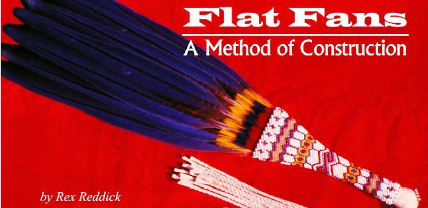 Native American Flat Fan Construction - Crazy Crow Craft Focus Article