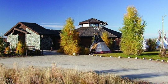 Mountain Man Museums - Crazy Crow Trading Post Craft Resources