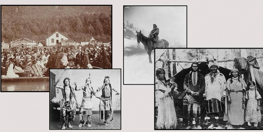 Native American Photos and Pictorial Resources from Crazy Crow