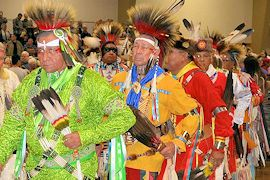 Mens Straight Dance Powwow