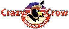 Crazy Crow Trading Post Logo