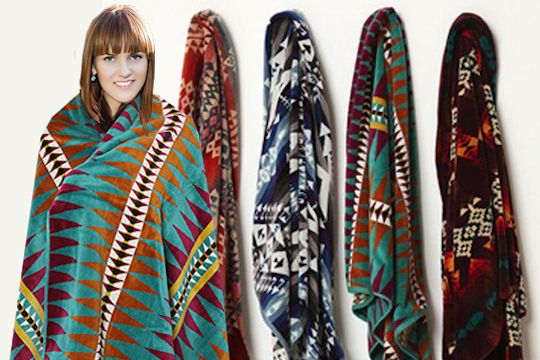 Pendleton Jacquard Towels for Home, Beach, Spa & Bath