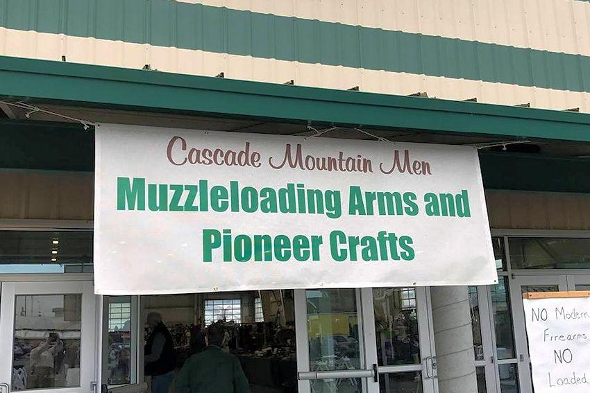 Cascade Mountain Men Annual Gun Show - Evergreen State Fair - CMM Muzzleloading Arms & Pioneer Craft Show - Cascade Mountain Men's Muzzleloading Arms & Pioneer Craft Show