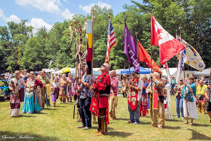 Inter-Tribal Native American Pow-Wow - Wyoming Trail Council - Camp Rotawanis