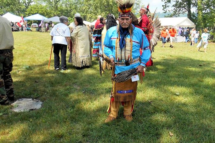 Powwow in the Park at Edgar Evins State Park - Friends of Edgar Evins State Park