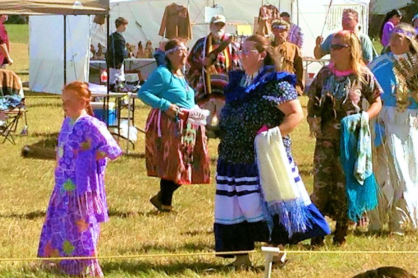 Cherokees of Alabama Spring Powwow