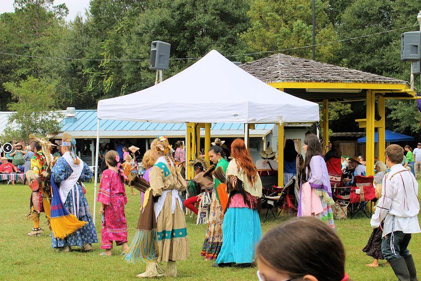 Cherokee of Georgia Spring Powwow