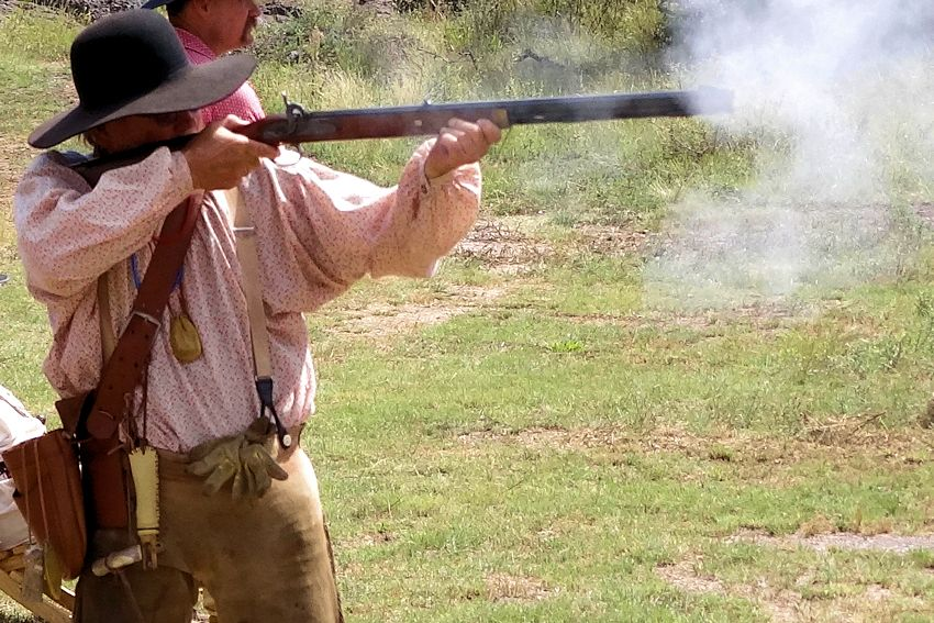 Chief Black Dog's Trail Muzzleloader Club - Mountain Man Rendezvous