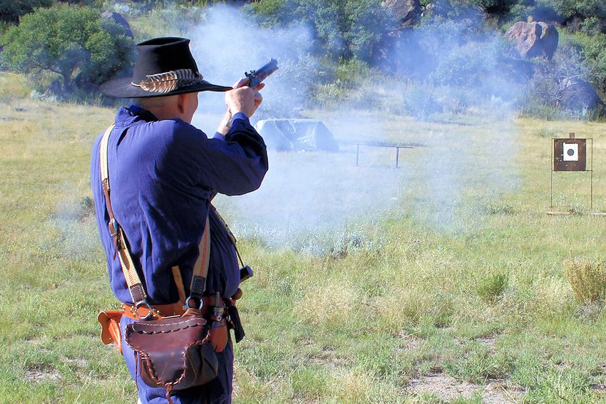 Root River Rifleman Rendezvous - Chatfield, Minnesota - Minnesota Rendezvous - Mountain Man Rendezvous & Living History Event Calendar