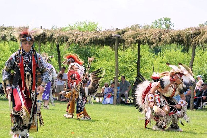 Keeping the Tradition Pow Wow - The Miami Valley Council for Native Americans - Sun Watch Indian Village-Archaeological Park